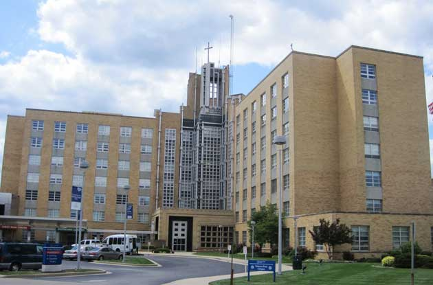 St. Elizabeth Hospital - CHI Franciscan