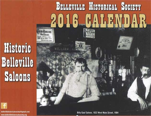 Cover of 2016 calendar