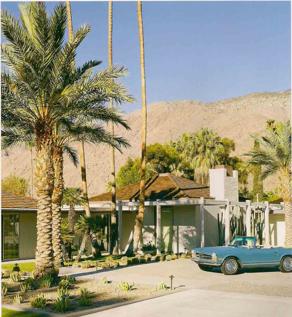 Modernism week palm springs belleville historical society for Abernathy house